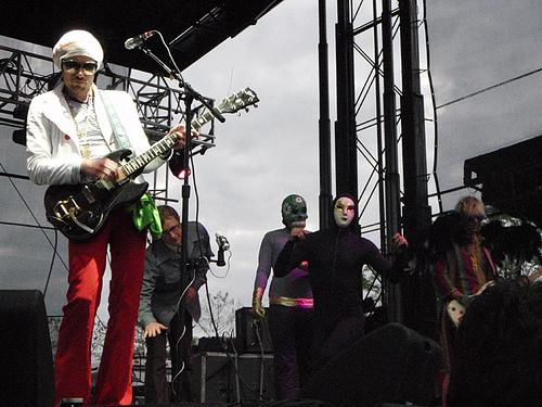 Rolling Stone Have Just Posted A New Of Montreal Track From The Forthcoming  Album Skeletal Lamping Due This October. The Track, Called Nonpareil Of  Favor, ...